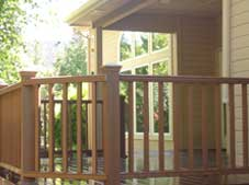 custom deck construction treasure valley