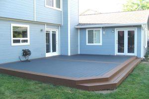 custom deck
